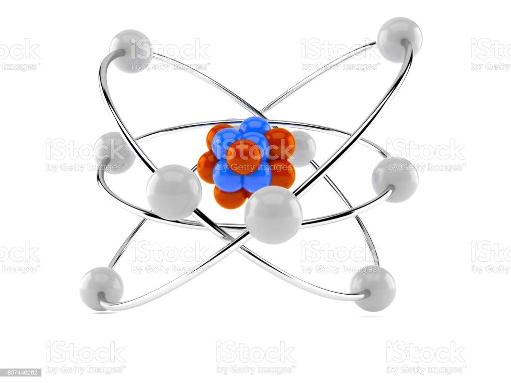 Atom modèle - Photo