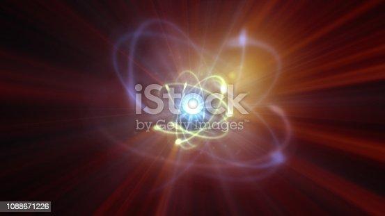 istock atom orbit abstract 1088671226