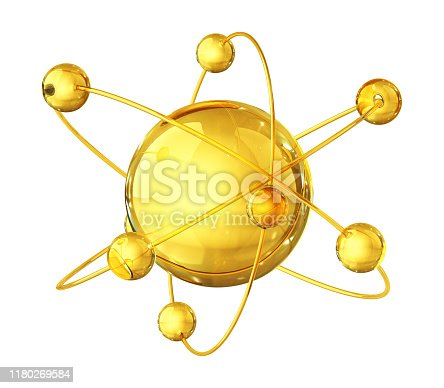 525225194 istock photo Atom 1180269584