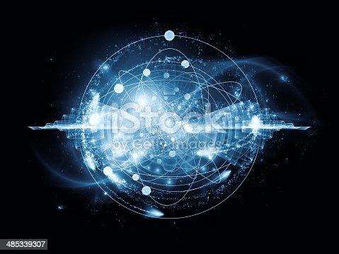 istock Atom 485339307