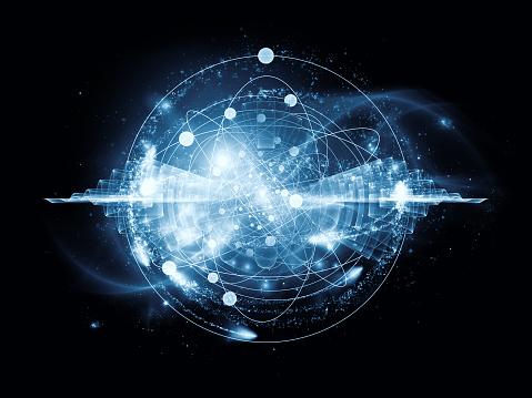 Atom Stock Photo - Download Image Now