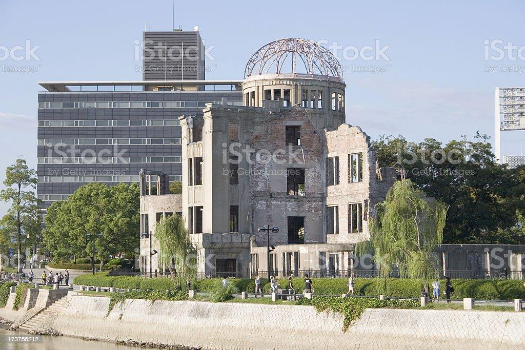 Atomic Dome 2 royalty-free stock photo