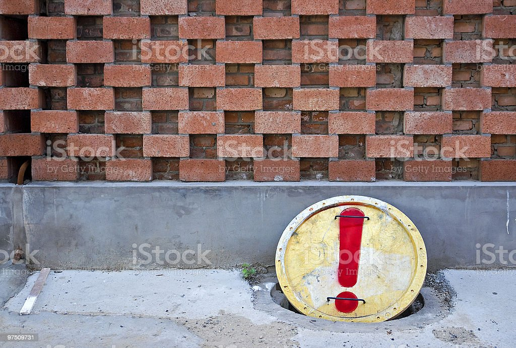 Attention royalty-free stock photo
