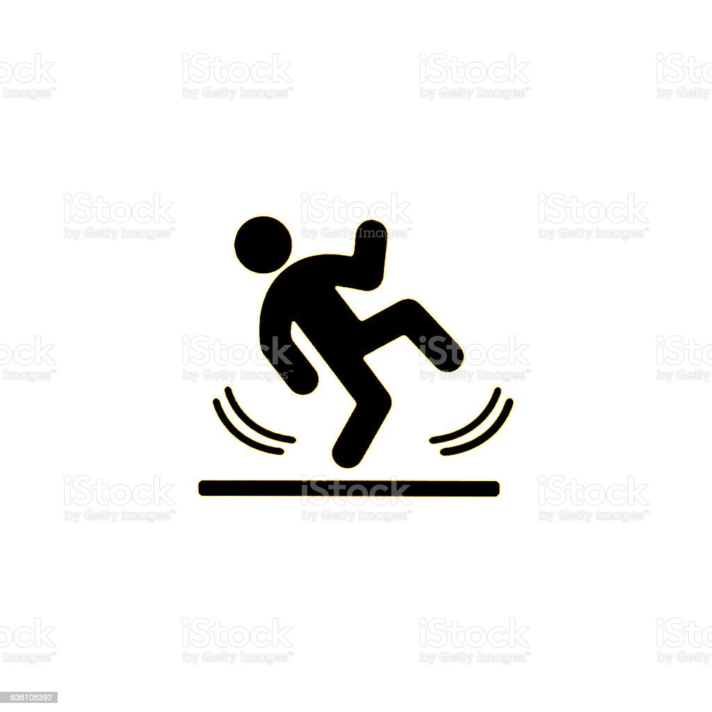 Attention slipping stock photo