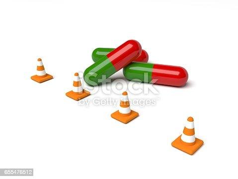 istock Attention to Antibiotics 655476512