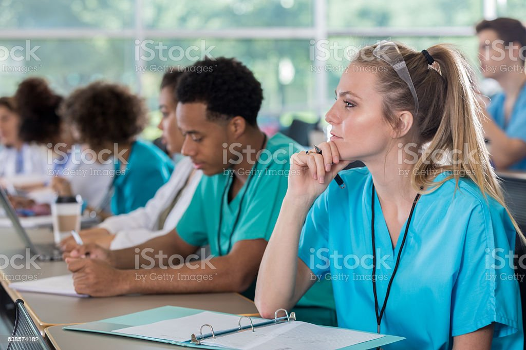 Image result for Nursing Education   istock