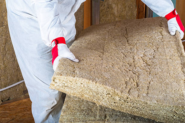 attick loft insulation - wool stock photos and pictures