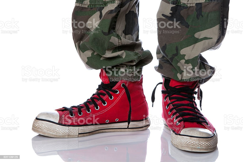 attitude clothing stock photo