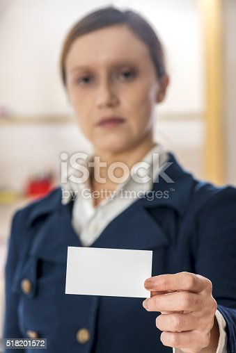 istock Attorney, female pleader concept of Domestic violence guardian 518201572