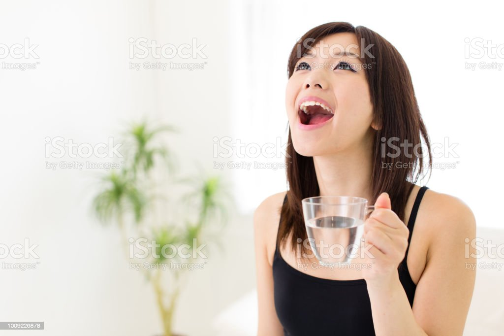 attractive asian woman lifestyle image stock photo