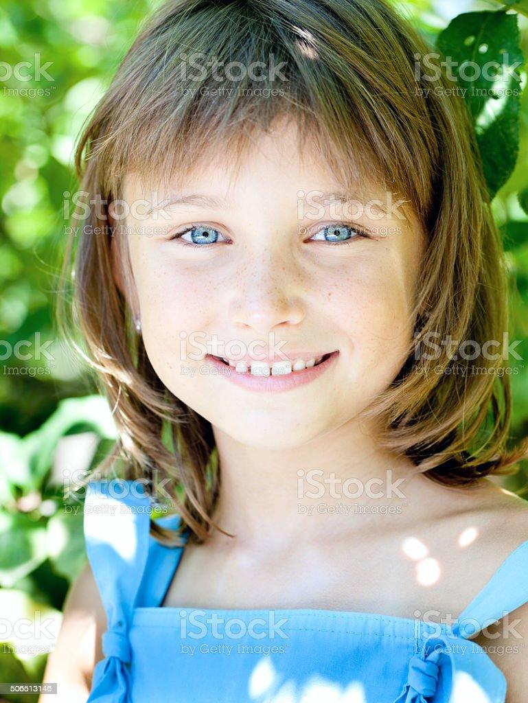 Attraktive schöne Mädchen – Foto