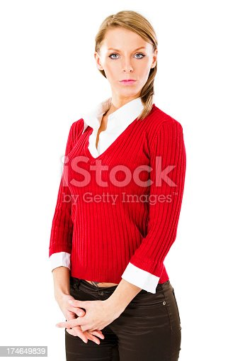 istock Attractive Female 174649839
