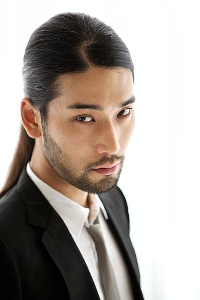 Best Sex Symbol Men Japan Long Hair Stock Photos, Pictures  Royalty-Free Images - Istock-2078