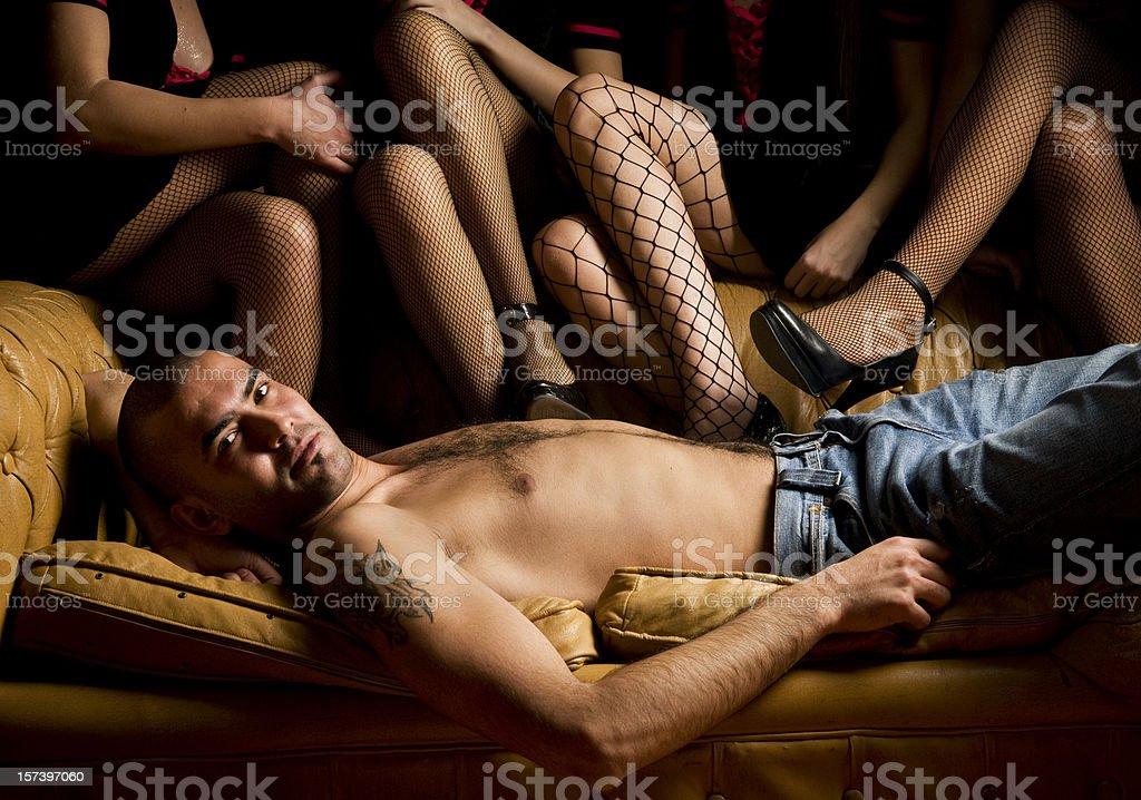 Сексуальное поведение взрослых