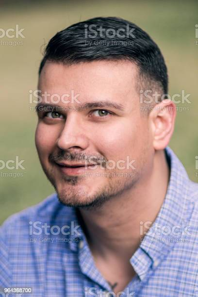 Foto de Homem Atraente Retrato Profissional e mais fotos de stock de Adulto