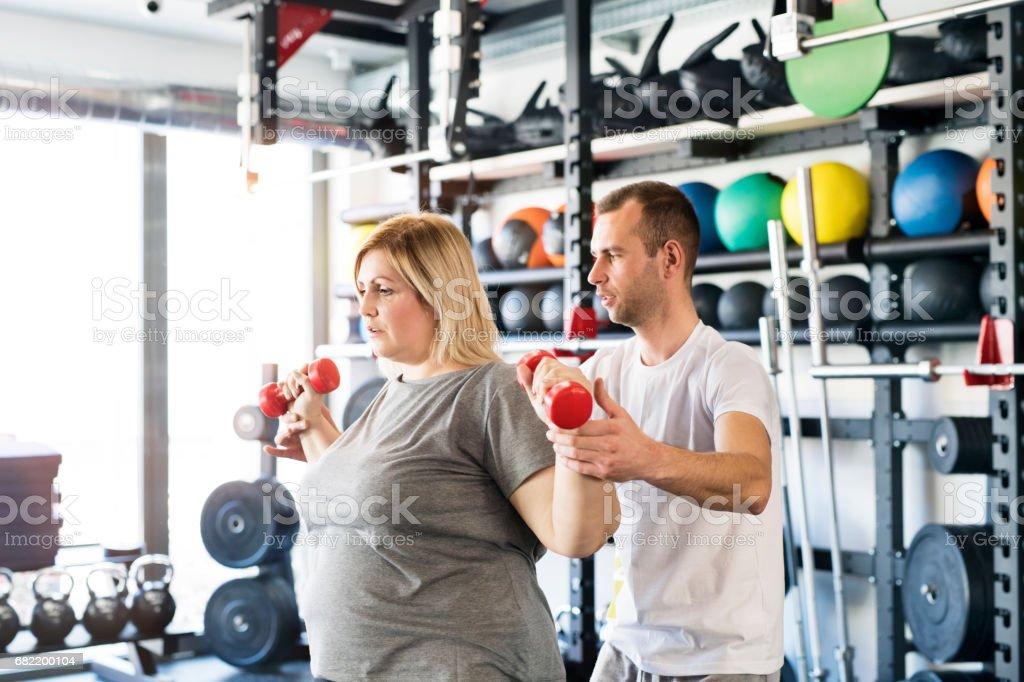 attractive overweight women