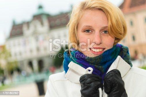 istock Attractive redhead 175180262