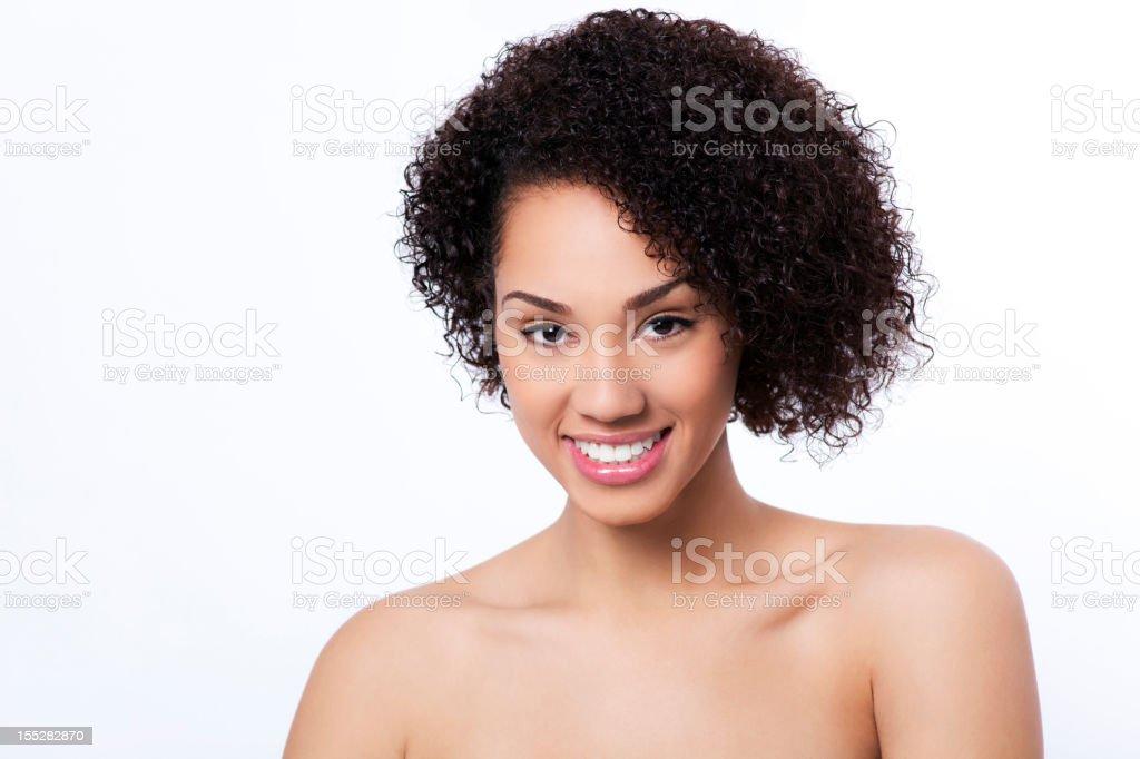 Schönen Lächeln – Foto