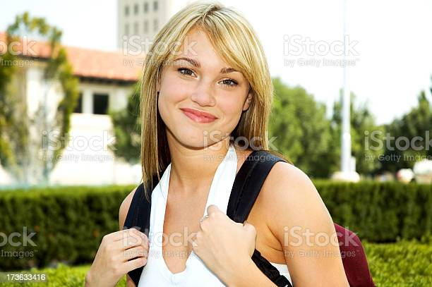 Attractive Student Stock Photo - Download Image Now