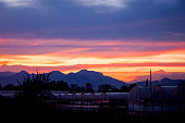 istock attractive sunset 492845634