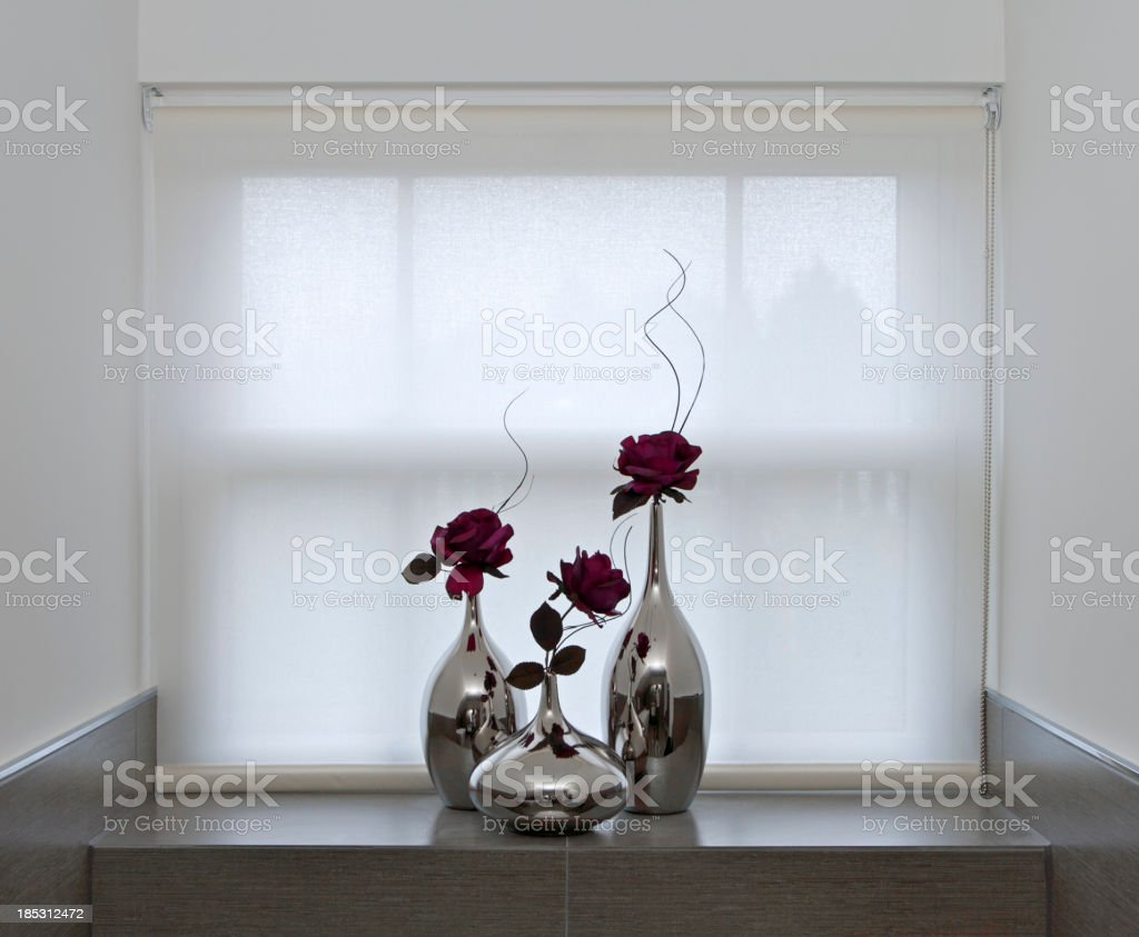 attractive window dressing royalty-free stock photo