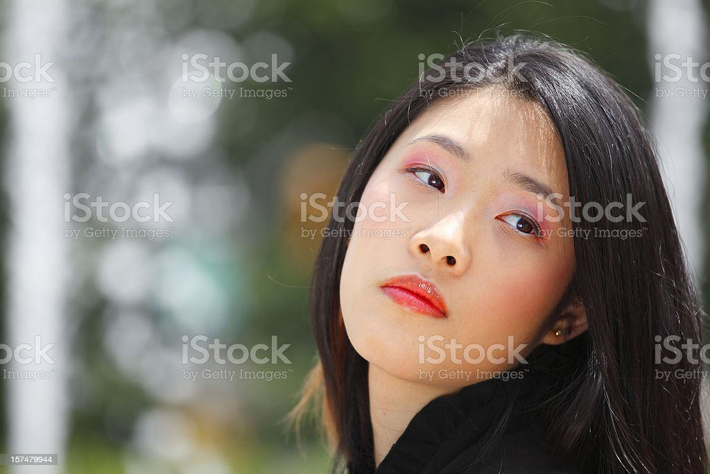 Attractive Woman stock photo