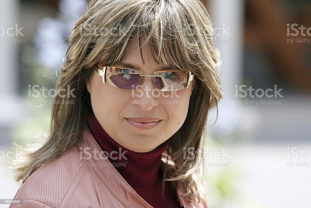Attractive woman - Royalty-free Adult Stock Photo