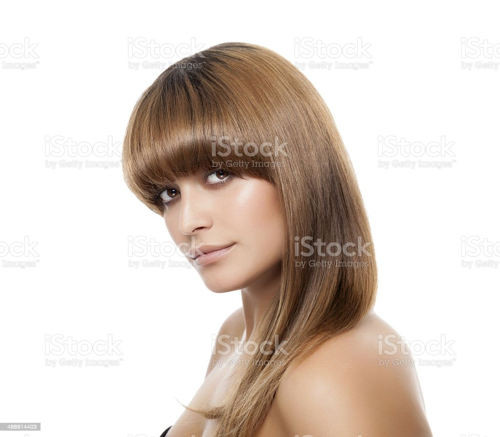 Attractive young beauty stock photo