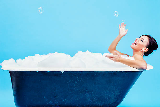08ba003122 Top 60 Bubble Bath Stock Photos, Pictures, and Images - iStock