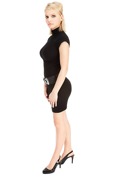 Royalty Free Little Black Dress For Curvy Women Pictures Images And