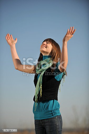 istock Attractive Young Woman 182873385