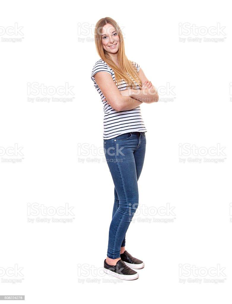 Séduisante jeune femme - Photo