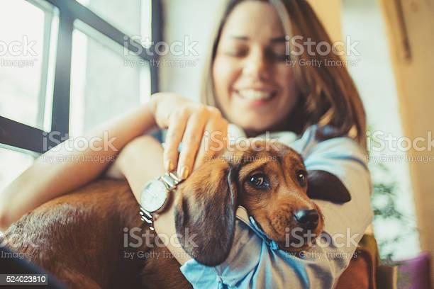 Attractive young woman playing with puppy picture id524023810?b=1&k=6&m=524023810&s=612x612&h=xsxkbxwitea8u4h8gxtx9lmbaeg5bi5koynwvsdejds=