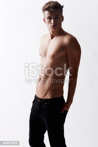 istock Attractiveness personified 463616207