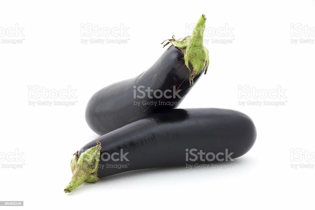 Aubergine variety royalty-free stock photo