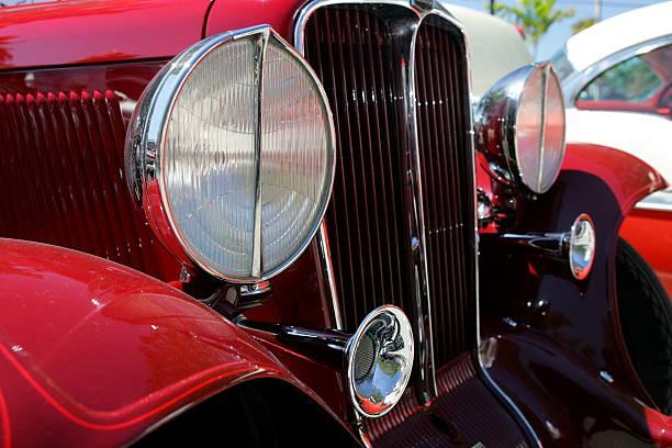 Auburn Lights stock photo