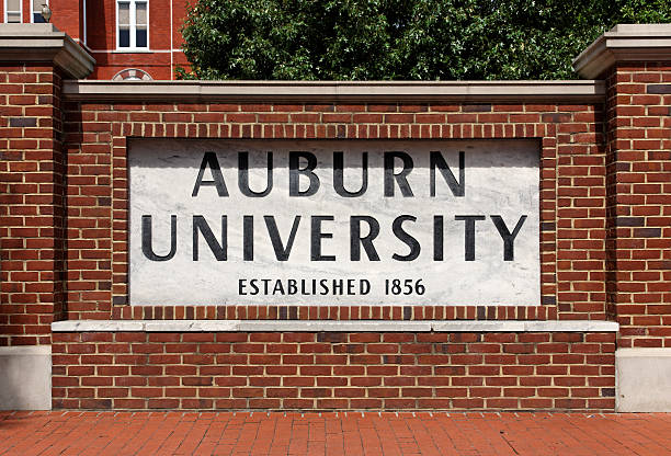 Auburn University stock photo