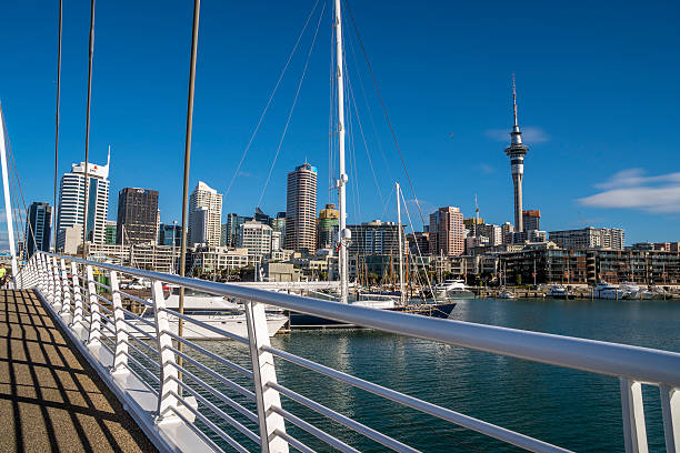 auckland city - nzgmw2017 stock pictures, royalty-free photos & images