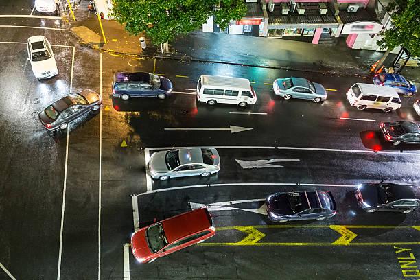 Auckland City street – Foto