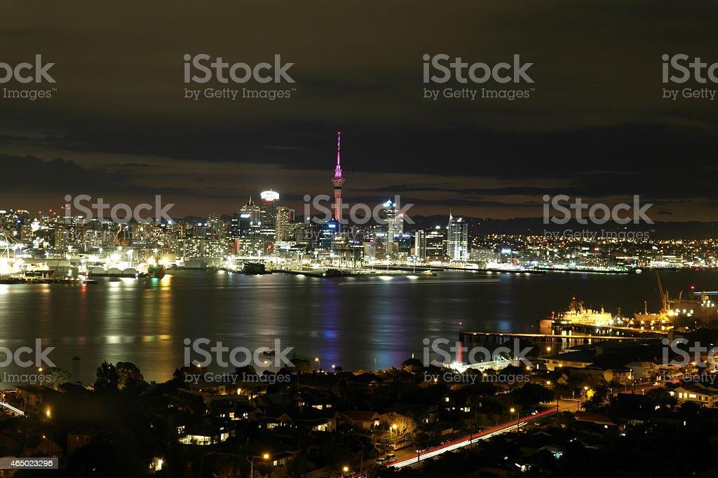 Auckland stock photo