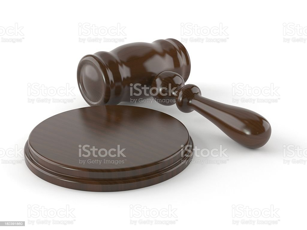 Auction royalty-free stock photo