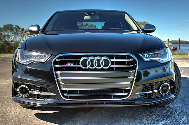 Cтоковое фото Audi 6 серии 2