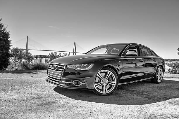 Cтоковое фото Audi 6 Series 4