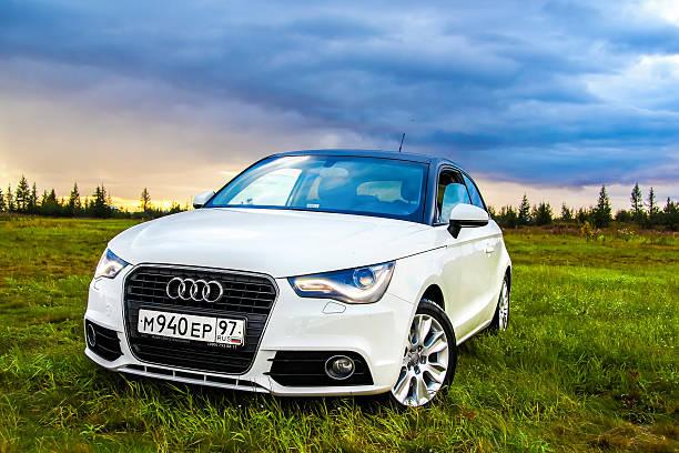 Cтоковое фото Audi A1