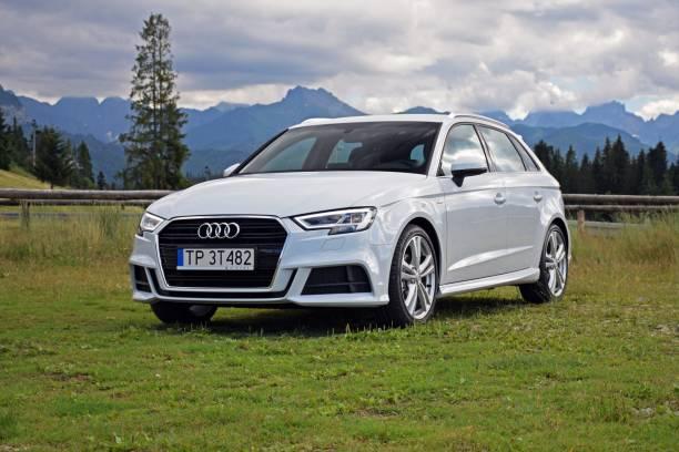 Cтоковое фото Audi A3 vehicle