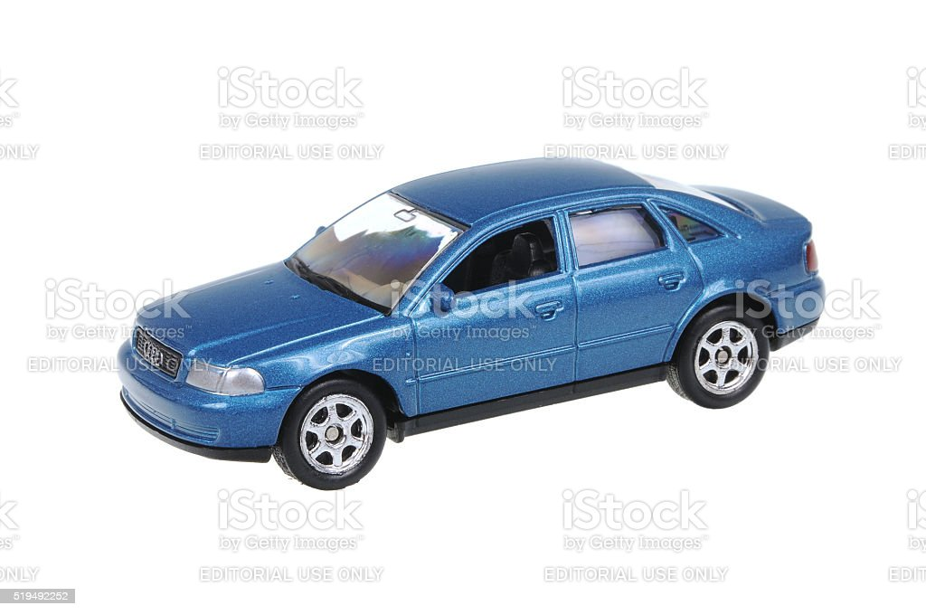 Audi A4 Welly Diecast Toy Car Stock Photo Download Image Now Istock