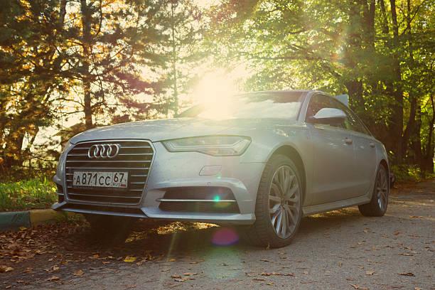 Cтоковое фото Audi A6