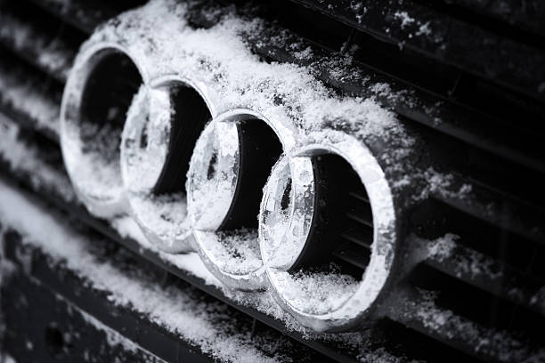 Audi-Ringen. – Foto