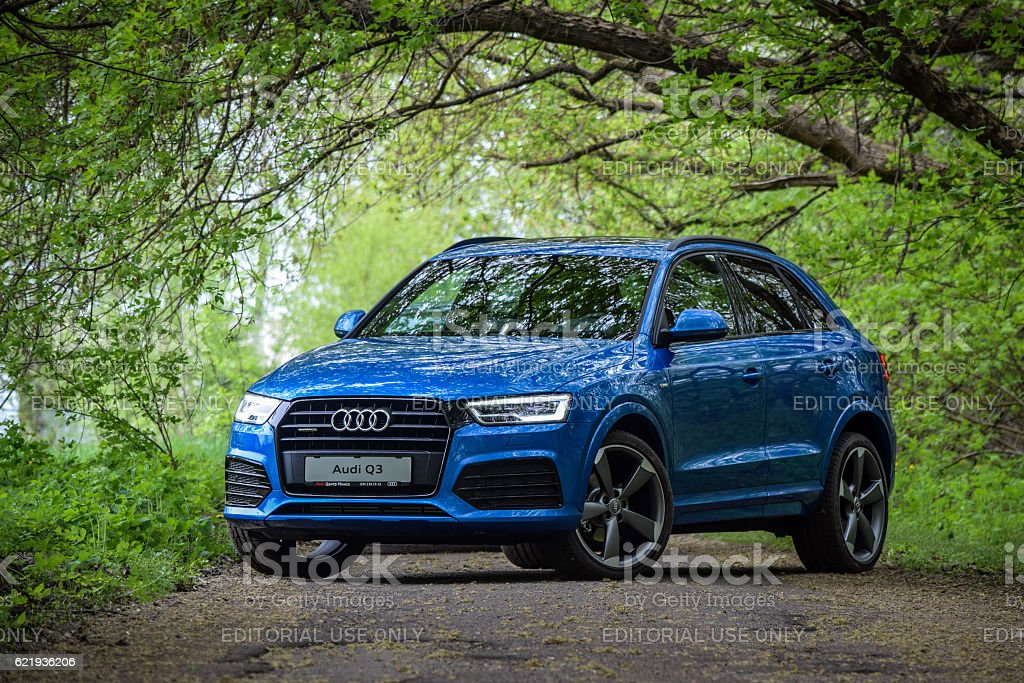 Audi Q3 2.0 TFSI S-line foto