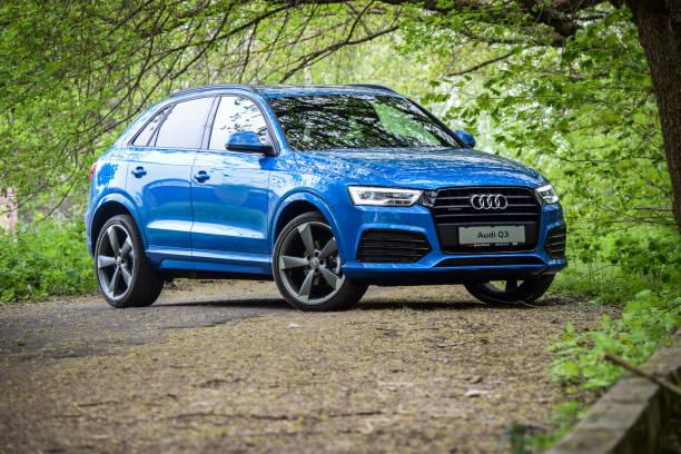 Cтоковое фото Audi Q3